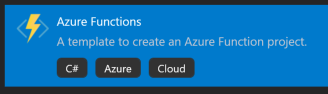01 create Azure Function