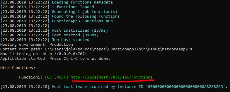 04 AZ functions core tools URL.PNG